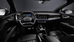 Audi Q4 e-tron, gli interni