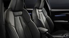 Audi Q4 e-tron: i sedili anteriori con i materiali eco-sostenibili