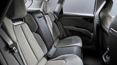 Audi Q4 e-tron: i sedili posteriori