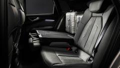 Audi Q4 e-tron, i sedili posteriori