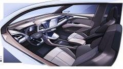 Audi Q4 E-Tron: i sedili
