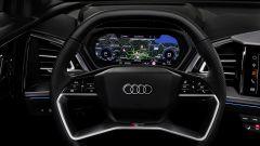 Audi Q4 e-tron: il cruscotto digitale