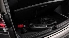 Audi Q4 e-tron: il doppiofondo nel bagagliaio