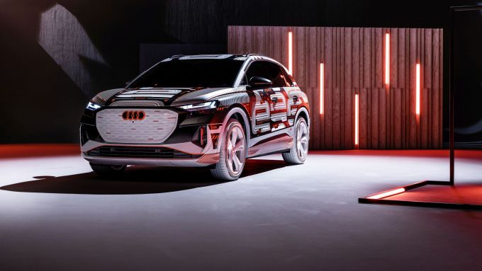 Audi Q4 e-tron: il nuovo SUV elettrico di Audi