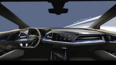 Audi Q4 E-Tron: la plancia
