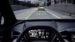 Audi Q4 e-tron: la realtà aumentata in azione