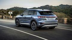Audi Q4 e-tron: l'ingresso di Audi nei SUV elettrici compatti