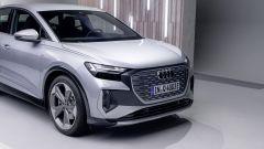 Audi Q4 e-tron Sportback: la firma luminosa è personalizzabile