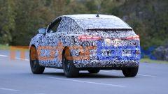 Audi Q4 e-tron Sportback: visuale posteriore