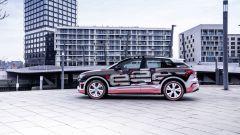 Audi Q4 e-tron: visuale laterale