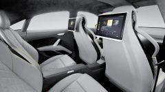 Audi Q4: i posti posteriori