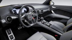 Audi Q4: l'abitacolo