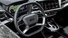 Audi Q4 Sportback e-tron: il posto guida