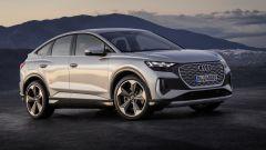 Nuovo Audi Q4 Sportback e-tron: aperti gli ordini del SUV elettrico