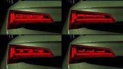 Audi Q5 2021: i fari OLED posteriori