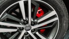 Audi Q5 40 TDI quattro S tronic S line plus 2021, cerchio e pinza freno