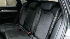 Audi Q5 40 TDI quattro S tronic S line plus 2021, i sedili posteriori