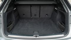 Audi Q5 40 TDI quattro S tronic S line plus 2021, il bagagliaio