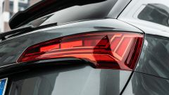 Audi Q5 40 TDI quattro S tronic S line plus 2021, il gruppo ottico posteriore