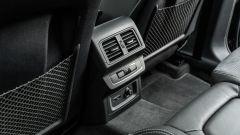 Audi Q5 40 TDI quattro S tronic S line plus 2021, le bocchette di ventilazione posteriori