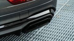 Audi Q5 40 TDI quattro S tronic S line plus 2021, lo scarico