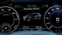 Audi Q5 55 TFSI e quattro, cockpit digitale