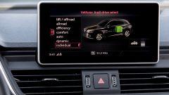 Audi Q5 55 TFSI e quattro, display centrale