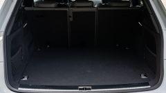 Audi Q5 55 TFSI e quattro, il bagagliaio