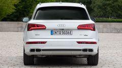 Audi Q5 55 TFSI e quattro, il posteriore
