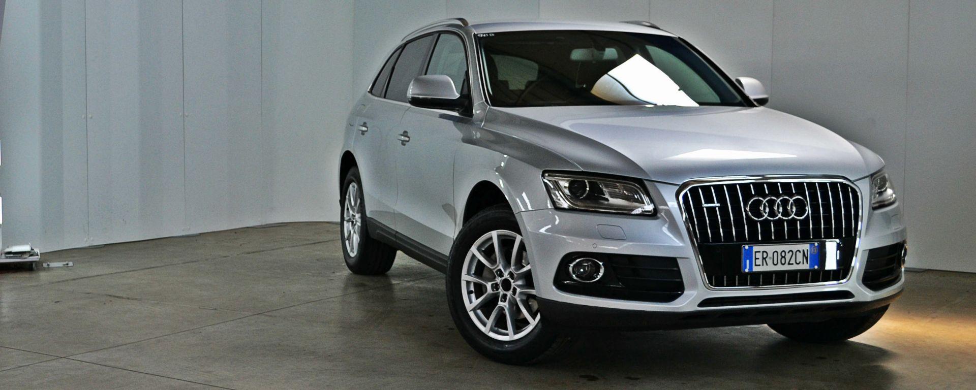 Audi Q5   Check Up Usato