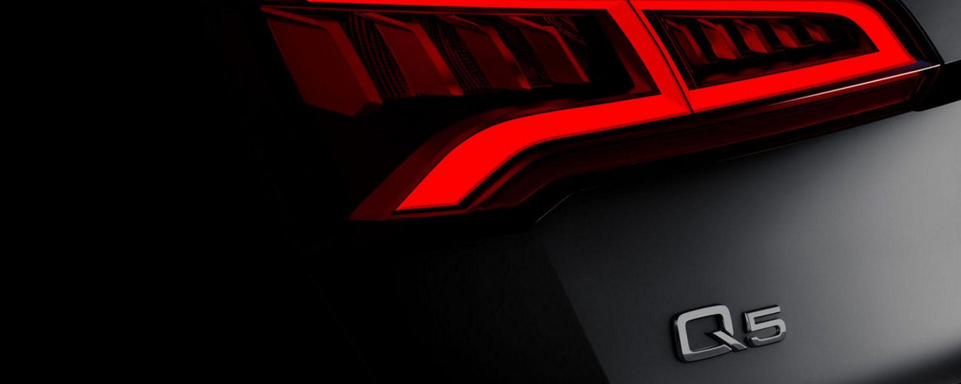 Audi Q5: confermato, a Parigi ci sarà