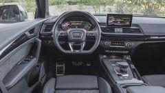 Audi Q5, gli interni