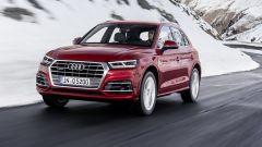 Audi Q5 nuovi motori e mild hybrid nella gamma