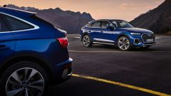 Audi Q5 Sportback 2021: ecco il nuovo SUV coupè
