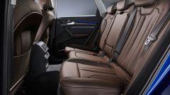 Audi Q5 Sportback 2021: i sedili posteriori