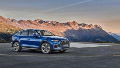 Audi Q5 Sportback 2021: il motore di partenza è il 2.0 TDI MHEV