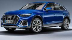 Audi Q5 (Sportback), dal 2022 anche 100% elettrico