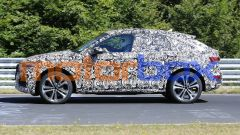 Audi Q5 Sportback, la fiancata
