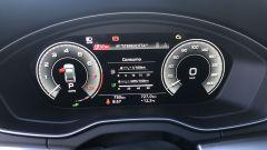 Audi Q5 Sportback PHEV: il quadro strumenti Virtual Cockpit da 12,3 pollici