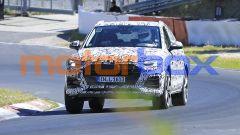 Audi Q5 Sportback, prime foto spia dal 'Ring