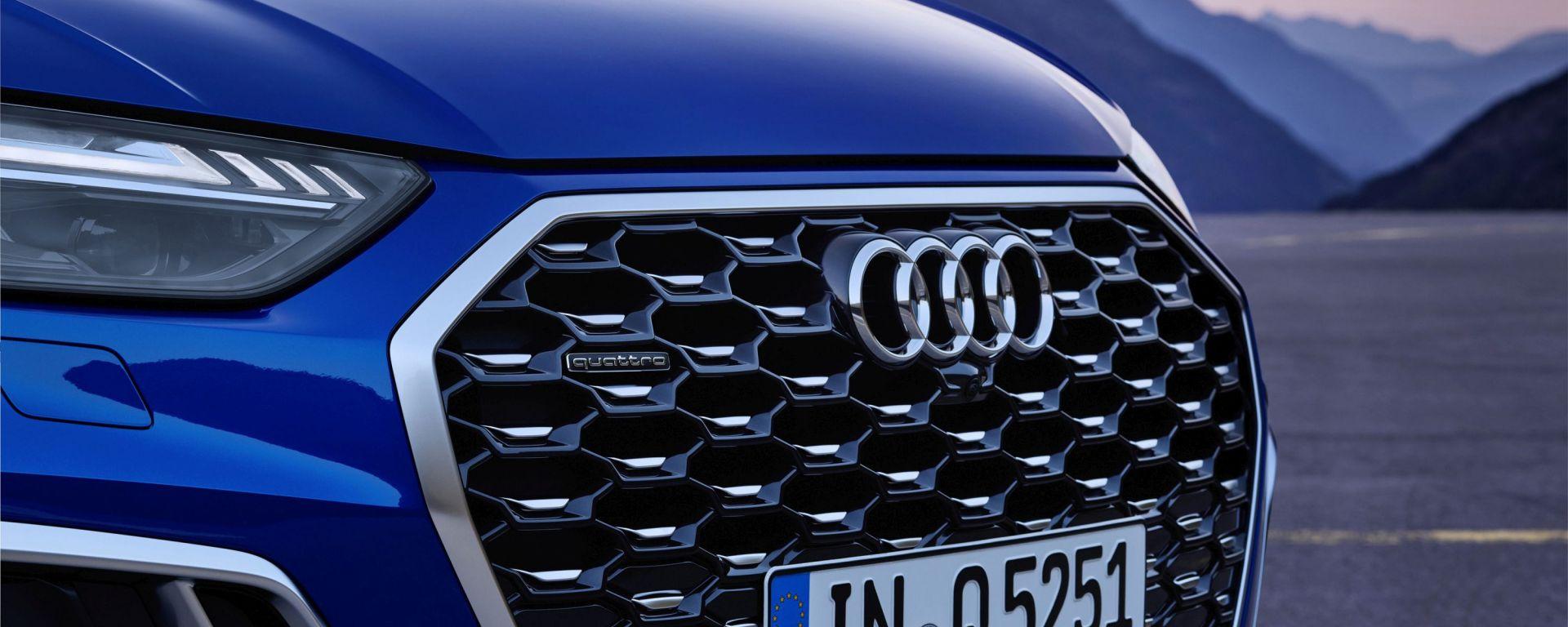 Audi Q5 Sportback TFSI e: a listino il plug-in tedesco