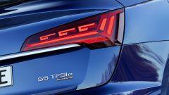 Audi Q5 Sportback TFSI e: due potenze disponibili