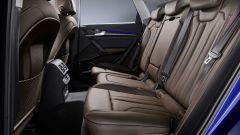 Audi Q5 Sportback TFSI e: i sedili posteriori