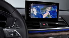 Audi Q5 Sportback TFSI e: l'infotainment basato su MIB 3