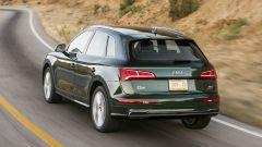 Audi Q5, vista posteriore
