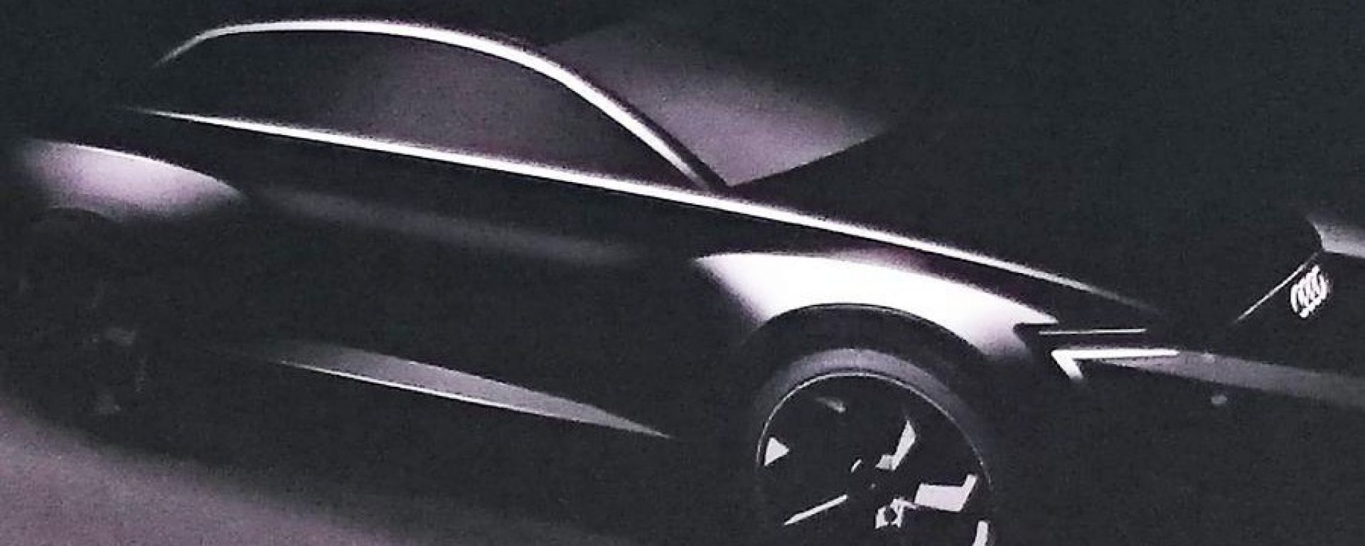 Audi Q6, il primo teaser