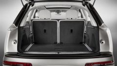 Audi Q7 2019: il bagagliaio