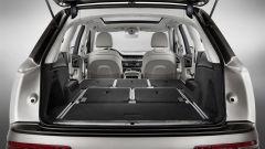 Audi Q7 2019: la massima capacità di carico