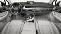 Audi Q7 2019: la plancia