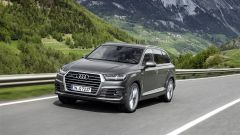 Audi Q7 2019: vista 3/4 anteriore